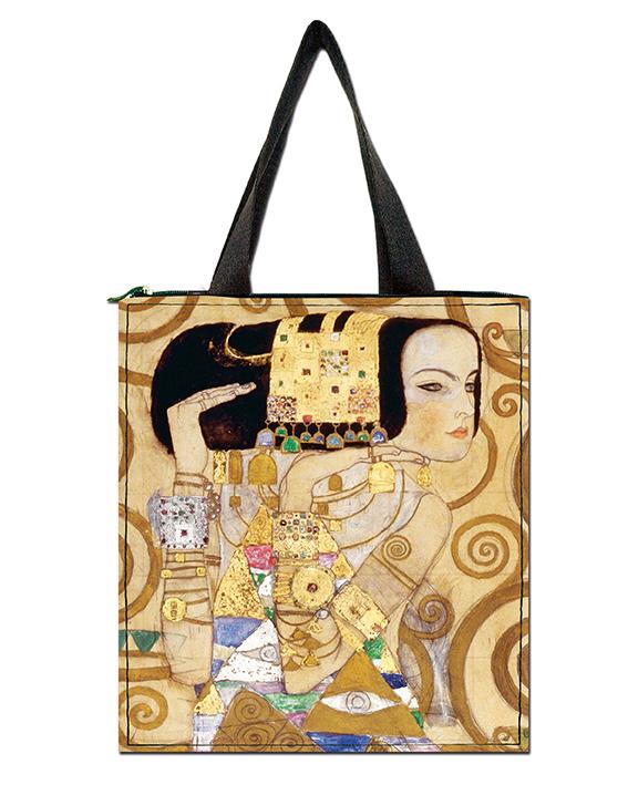 Shopper, Klimt, The Expectation