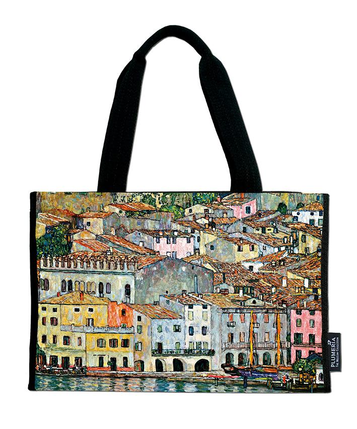 Shopper, Klimt, Malcesine