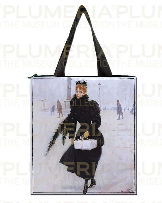 Shopper, Beraud, Parisian Women