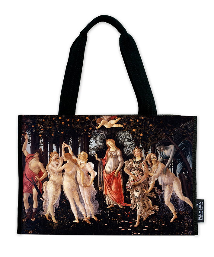 Shopper, Botticelli, La Primavera