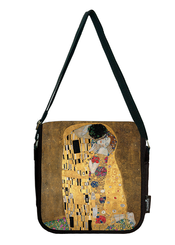 Shoulder Bag, Klimt, The Kiss