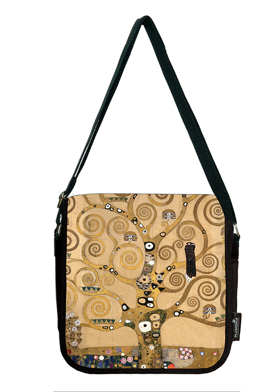 Shoulder Bag, Klimt, Tree of Life