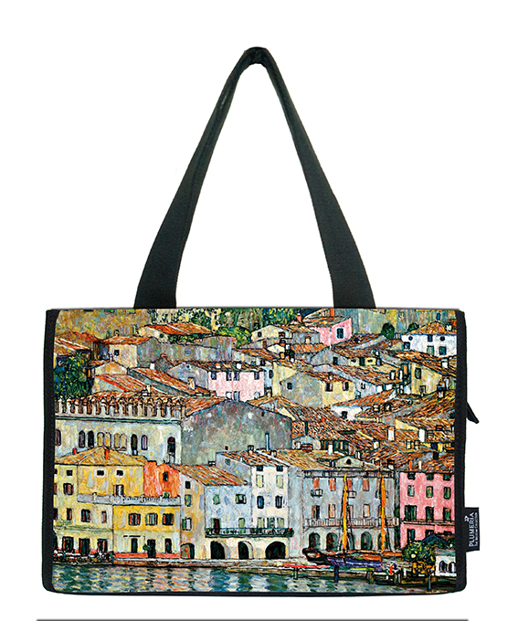 Small Shopper, Klimt, Malcesine