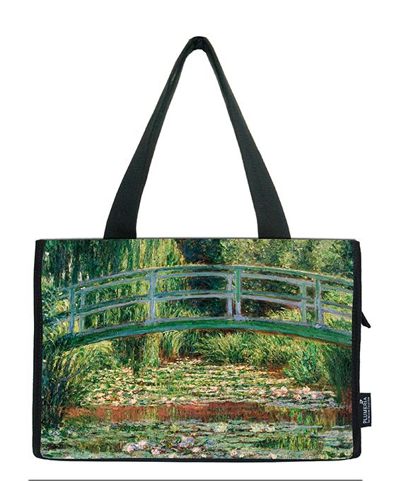 Small Shopper, Monet, Japanese Bridge