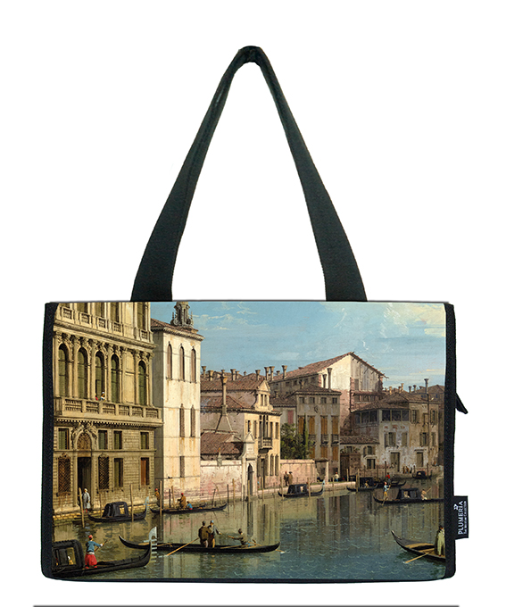 Small Shopper, Canaletto, Canale Grande
