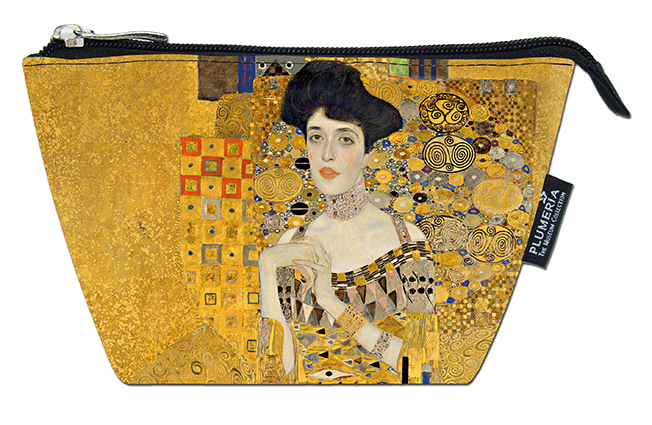 Cosmetic Bag, Klimt, Adele