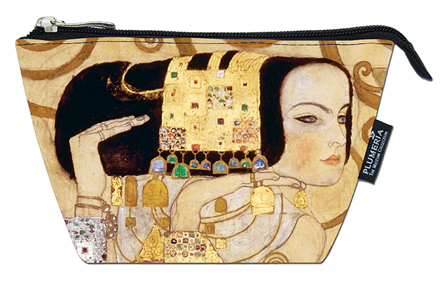 Cosmetic Bag, Klimt, The Expectation