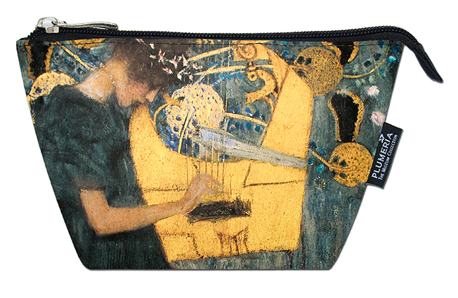 Cosmetic Bag, Klimt, Music