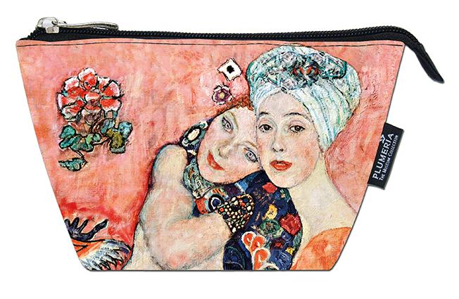 Cosmetic Bag, Klimt, The Girlfriends