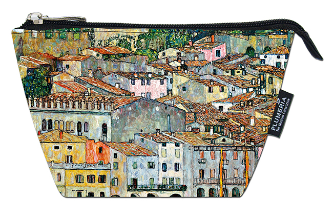 Cosmetic Bag, Klimt, Malcesine