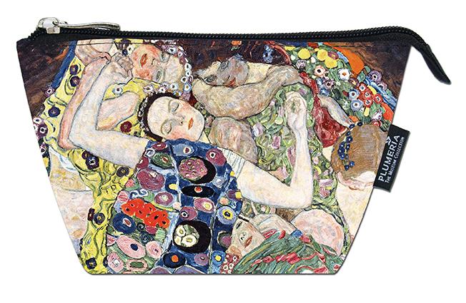 Cosmetic Bag, Klimt, The Virgin