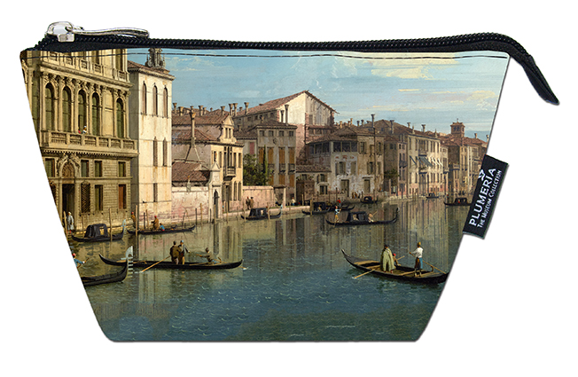 Cosmetic Bag, Canaletto, Canale Grande