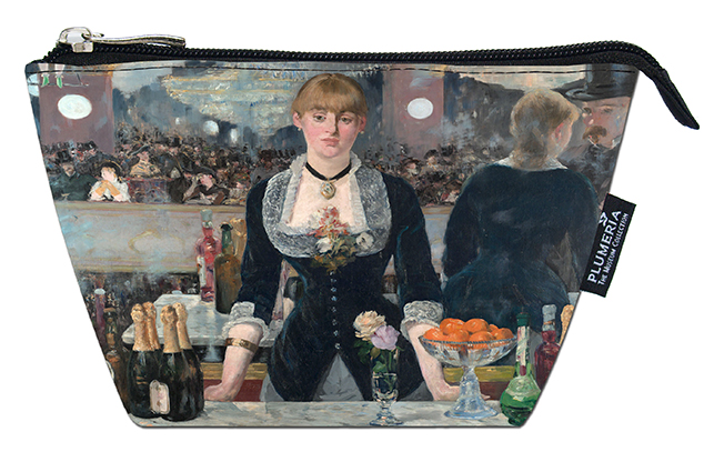 Cosmetic Bag, Manet, A Bar