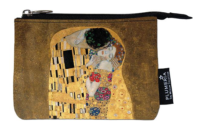 Coin Purse, Klimt, The Kiss