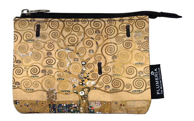 Coin Purse, Klimt, Tree of Life