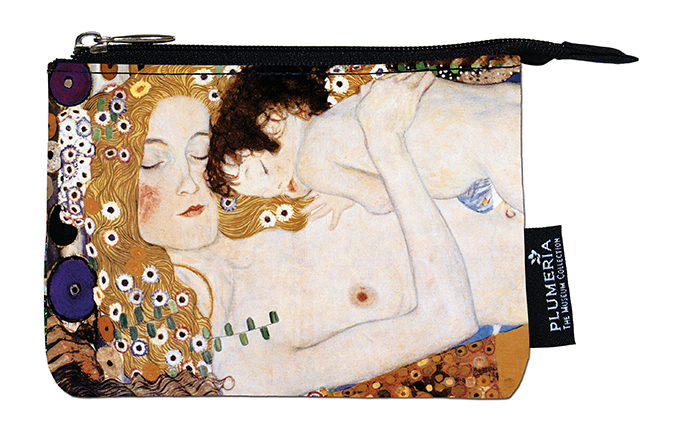 Coin Purse, Klimt, Mother with child