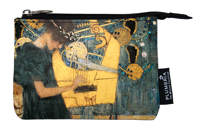 Coin Purse, Klimt, Music