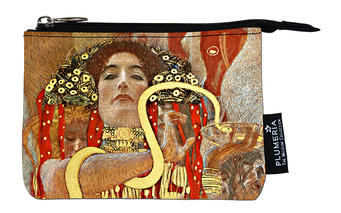 Coin Purse, Klimt, Hygieia
