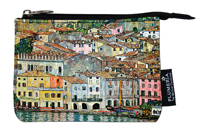 Coin Purse, Klimt, Malcesine