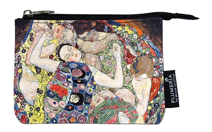 Coin Purse, Klimt, The Virgin