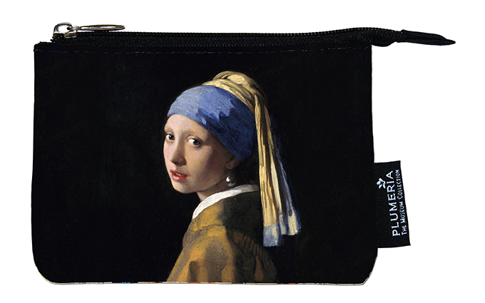 Coin Purse, Vermeer, Girl with Pearl Earring