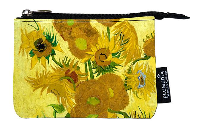 Coin Purse, Van Gogh, Sunflowers