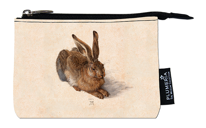 Coin Purse, Duerer, A Young Hare