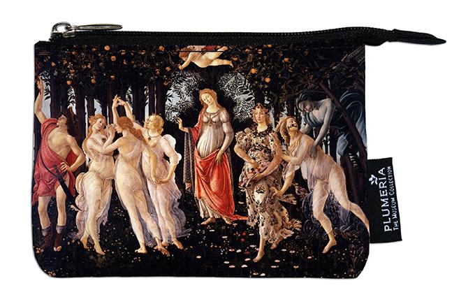 Coin Purse, Botticelli, La Primavera