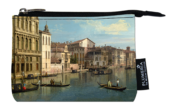 Coin Purse, Canaletto, Canale Grande