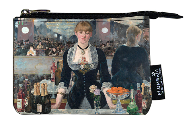 Coin Purse, Manet, A Bar