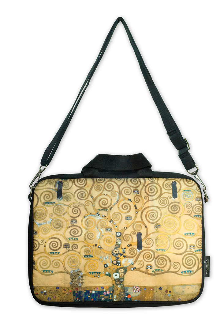 Laptop Bag, Klimt, Tree of Life