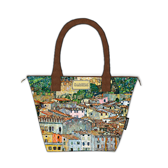 Tote Bag Canvas, Klimt, Malcesine