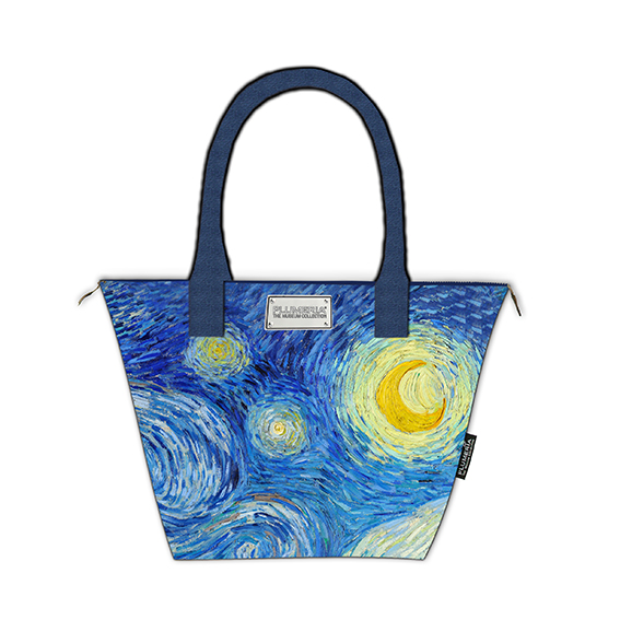 Tote Bag Canvas, Van Gogh, Starry Night