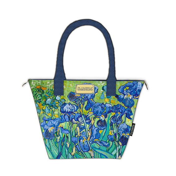 Tote Bag Canvas, Van Gogh, Irises