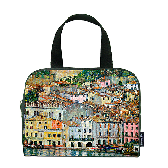 Traveller Bag, Klimt, Malcesine
