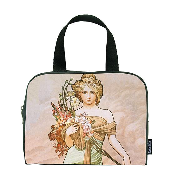 Traveller Bag, Mucha, Spring