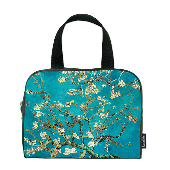 Traveller Bag, Van Gogh, Almond Blossom