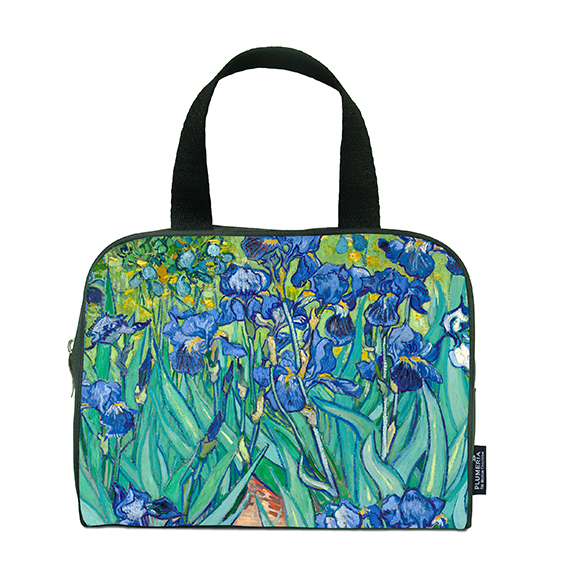 Traveller Bag, Van Gogh, Irises
