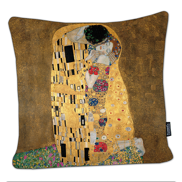 Cushion, Klimt, The Kiss