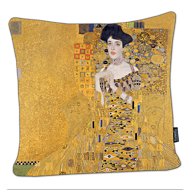 Cushion, Klimt, Adele