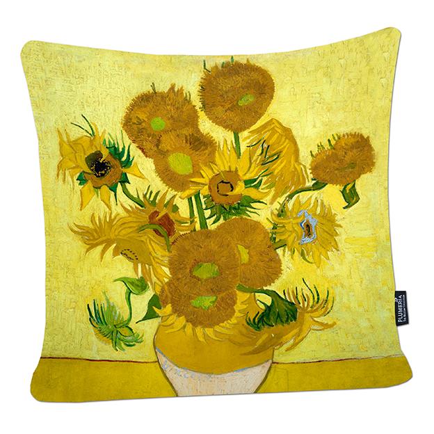 Cushion, Van Gogh, Sunflowers