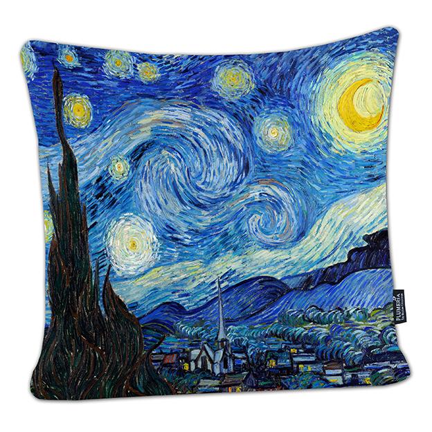 Cushion, Van Gogh, Starry Night