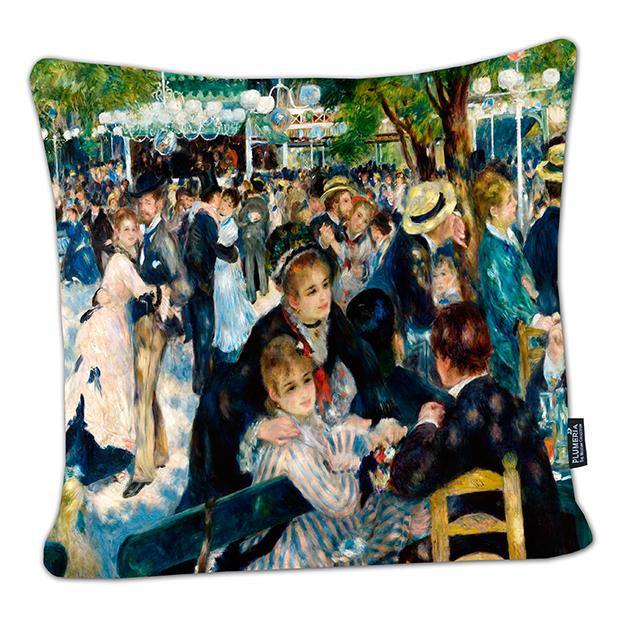 Cushion, Renoir, Dance