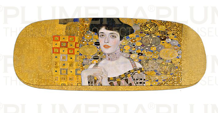 Eyeglasses Case with CC, Klimt, Adele