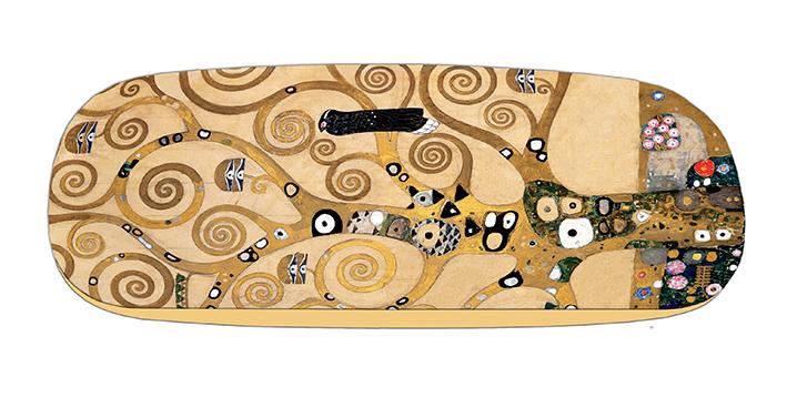 Eyeglasses Case with CC, Klimt, Tree of Life