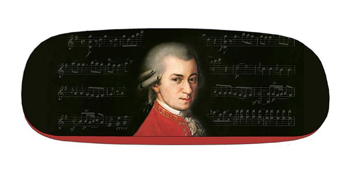 Eyeglasses Case with CC, Krafft, Mozart