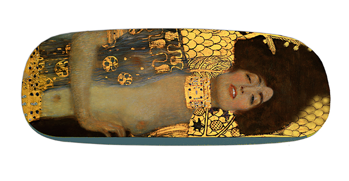 Eyeglasses Case with CC, Klimt, Judith