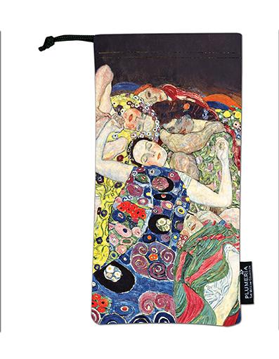 Glasses Pouch, Klimt, The Virgin