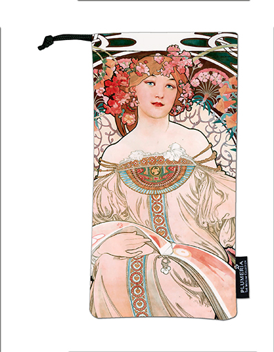 Glasses Pouch, Mucha, Reverie