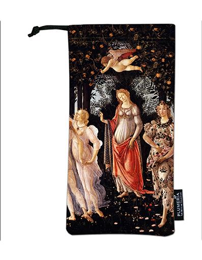 Glasses Pouch, Botticelli, La Primavera